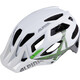 Alpina Garbanzo Helmet white-titanium-green